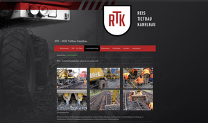 RTK. infragrau, gute Gestaltung.
