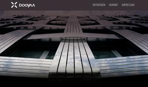 booyaa - infragrau, gute Gestaltung in Zusammenarbeit mit Nickelworks & Rokumedia.