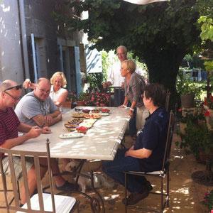 zu Besuch in Tarascon 2014