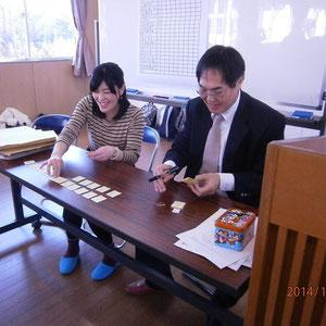 土屋先生と岩村田ポニョ