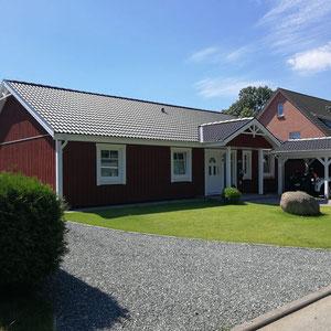 Referenz von Modell Älmhult 120 Berg-Schwedenhaus