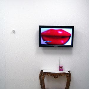"""Videoinstallation """"Fundstück"""", Berlin, 2011"""