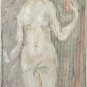 Ausschnitt (Am Laufenden Meter) 50x90cm, Acryl auf Wellpappe, 2005