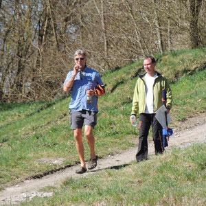 Zpey  Fliegenwurfkurs mit Henrik Mortensen