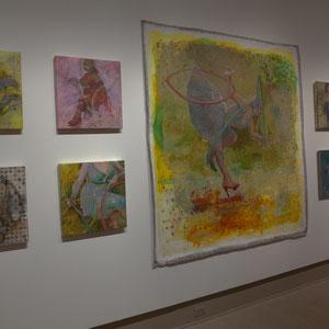 Cornell Fine Art Museum Installation 2012