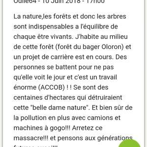 Arrêter le massacre, protéger la nature