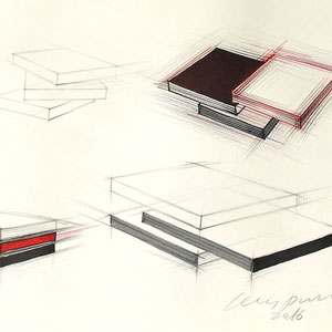 Mappenkurs Möbeldesign, Möbeldesignstudium