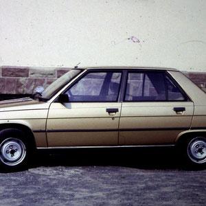 Renault 9 GTL 1982