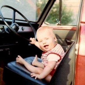 Voilà un conducteur précoce!