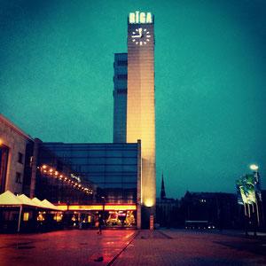 Origo Clock Riga