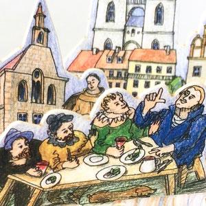 Tischgespräche