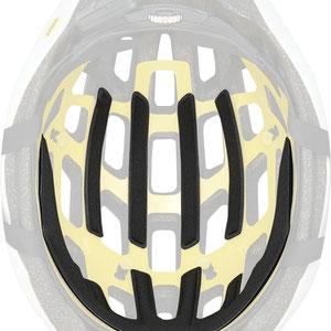 Grafik eines Specialized Helms mit MIPS Technologie