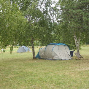 lot et bastides tent pitch