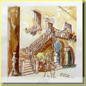 * 15a  Colmar,la maison du Koïfhus,village alsace