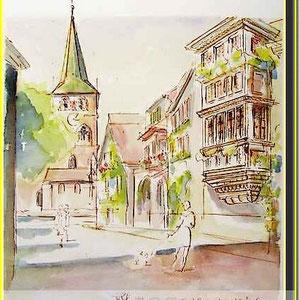 * 14a Turckheim,village alsace