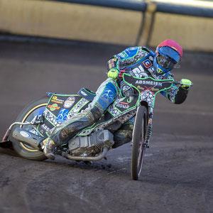 Valentin Grobauer in Somerset (Foto: Tony Hartman)