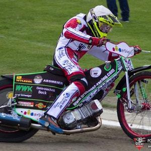 Valentin Grobauer in Krosno 12.05