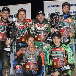 Landshut Meistertitel 2017