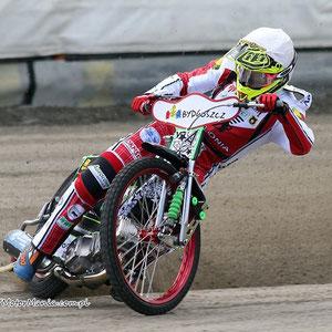 Valentin Grobauer in Krosno