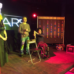 Monats-Sieger Sabanack mit Edi 2017