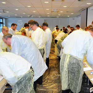 Kreatives Teambuilding mit Teampainting