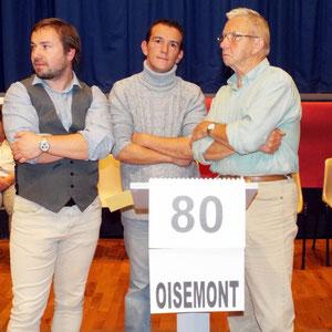 L'équipe d'Oisemont qualifiée pour la finale