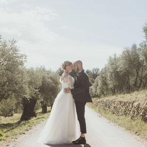 photographe Mariage toulon provence var olivier route de la lavande au domaine de souviou