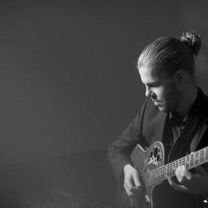 Gitarre für Hochzeiten