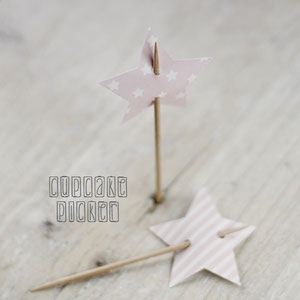 Cupcake Picker, Cupcake Topper