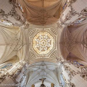 Bóvedas de la Catedral de Burgos