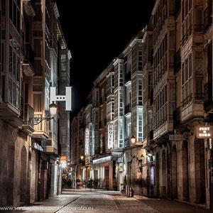 Calle san Juan. Burgos