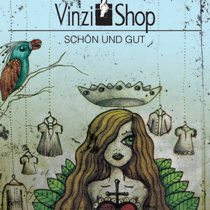 Flyerdesign * Vinzishop Wien * 2011* by visob