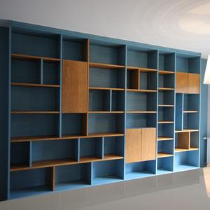 Conseil couleur, matériaux et mobilier sur mesure - Suivi de travaux