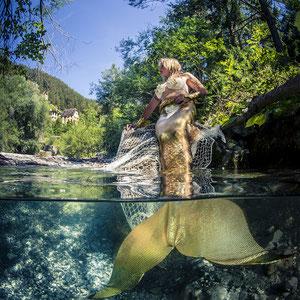 Natur unter Wasser