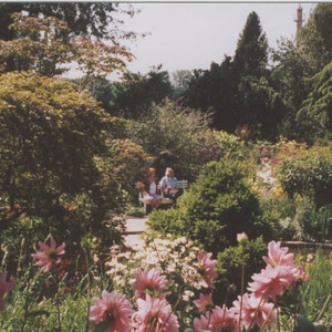 Rundgang durch den Förster-Garten