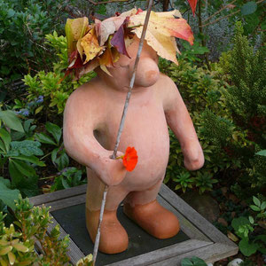 Willi im Herbst