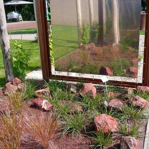 Spiegelgarten der Kontinente