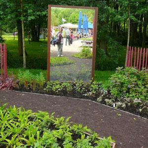 Gartenspiegel