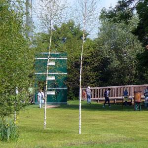 Riesen-Bienenstock (Infohaus)