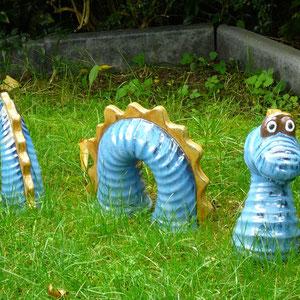 """""""Nessie"""" im Rasenmeer"""