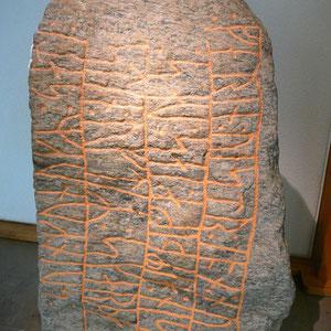 Runenstein in Haithabu