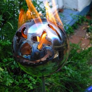 Feuer-Kopf
