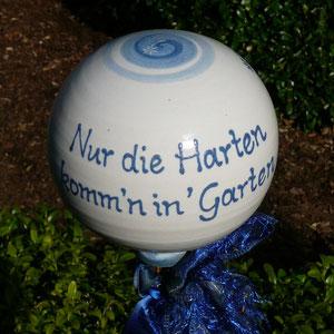 Garten-Kugel