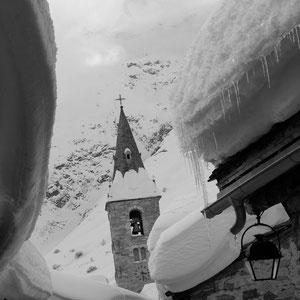 Bonneval-sur-Arc en hiver