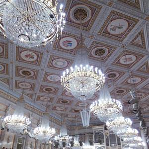 Neujahrjahrskonzert 2015 im Schauspielhaus am Gendarmenmarkt in Berlin