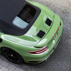 Porsche Folierungen