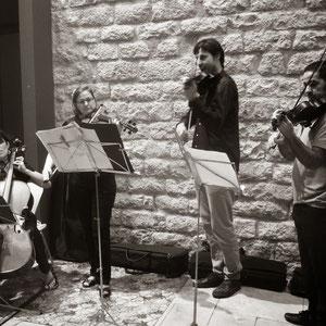 Quartet Jujol. 2018. Imatge: @quartetjujol (Facebook)
