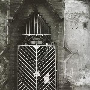 Toshiaki Tange. Casa Sansalvador. 1978