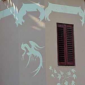 Casa Cebrià Camprubí. Desembre 2018. Fotografia: Raúl Sanz