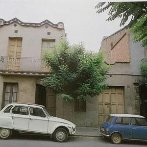 Casa Joan Manadé, desapareguda. 1987. Fotografia: Xavier Miserachs.